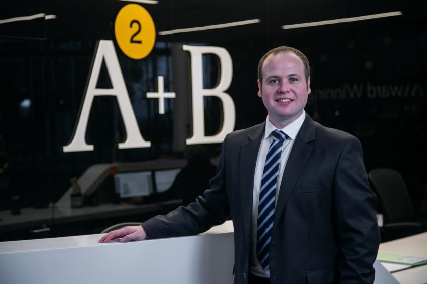 Callum Gray is corporate finance director at Anderson Anderson & Brown.