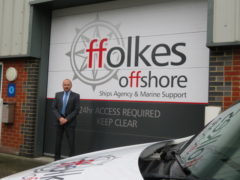 Aberdeen's Ffolkes Offshore expands across East Coast with new Lowestoft Hub
