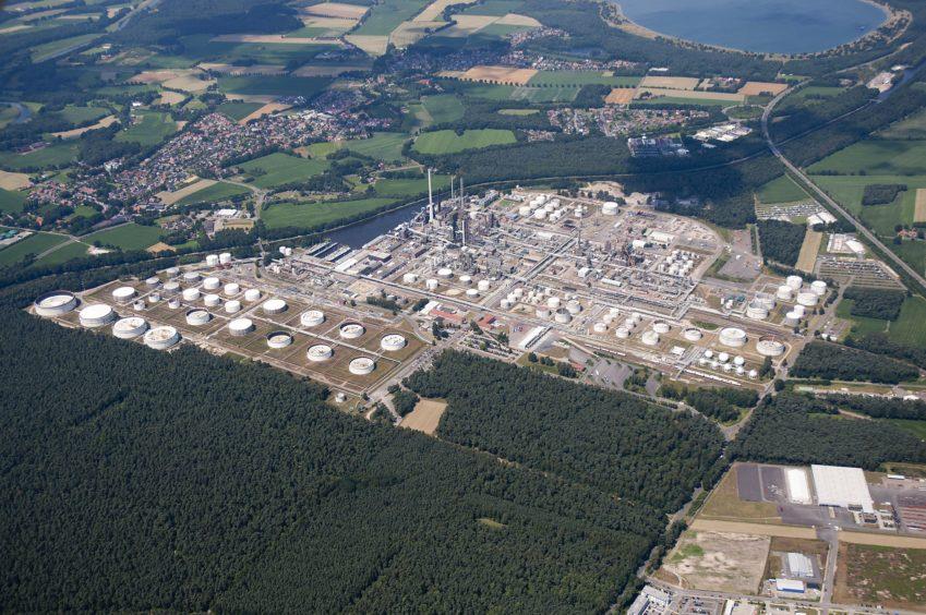 Lingen Refinery