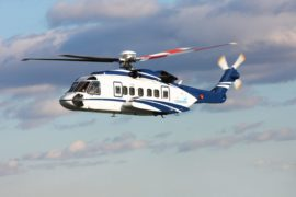 Caverton expands helicopter fleet with S-92