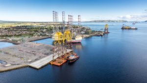 Cromarty Firth simply 'the best' for offshore wind marshalling and assembly capacity