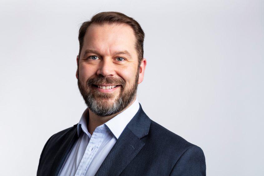 Scott Henderson CEO