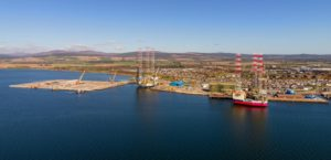 Port of Cromarty Firth 'ideal home' for huge green hydrogen electrolyser, study finds