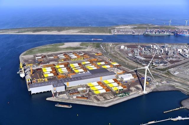 Sif's Maasvlakte 2 Rotterdam terminal