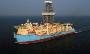 Maersk Drilling Shell Malaysia