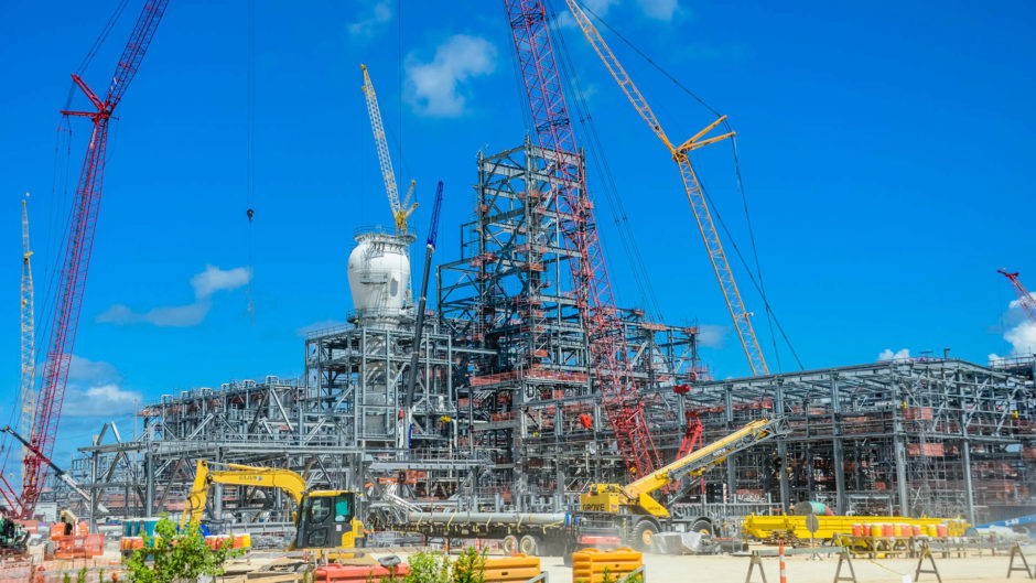 Sasol has started up the LDPE unit at its Lake Charles complex, the last piece of the puzzle, although there were some hurricane-related delays.