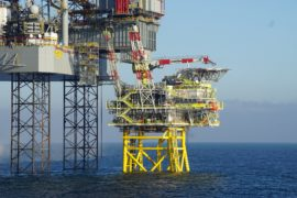 First gas from Harbour Energy's Tolmount project expected next month