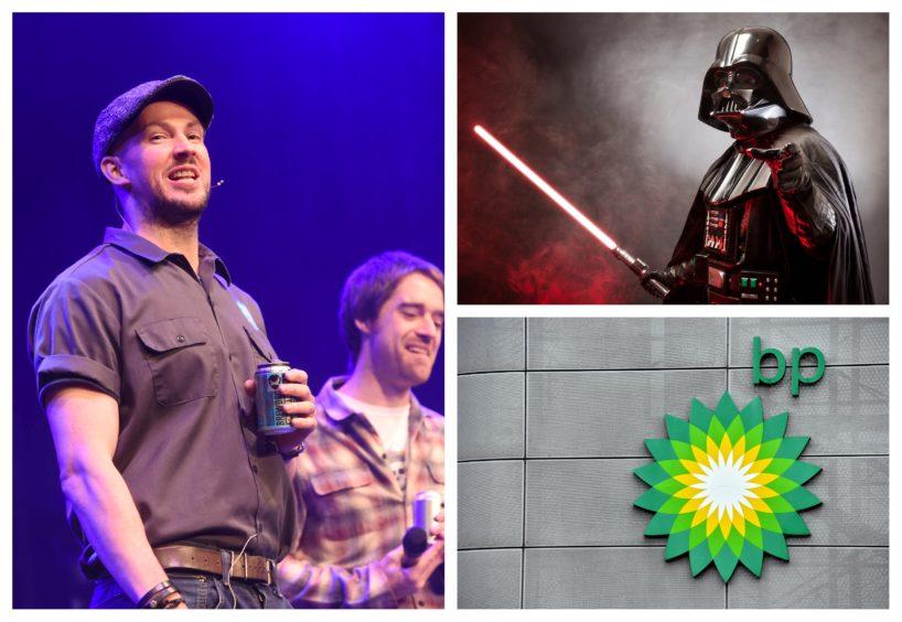 Brewdog BP Darth Vader