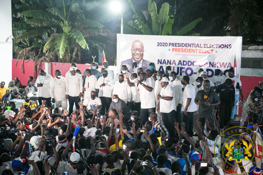 Ghana's returning government faces debt challenges and a slim majority in parliament, complicating its plans to tackle power problems.