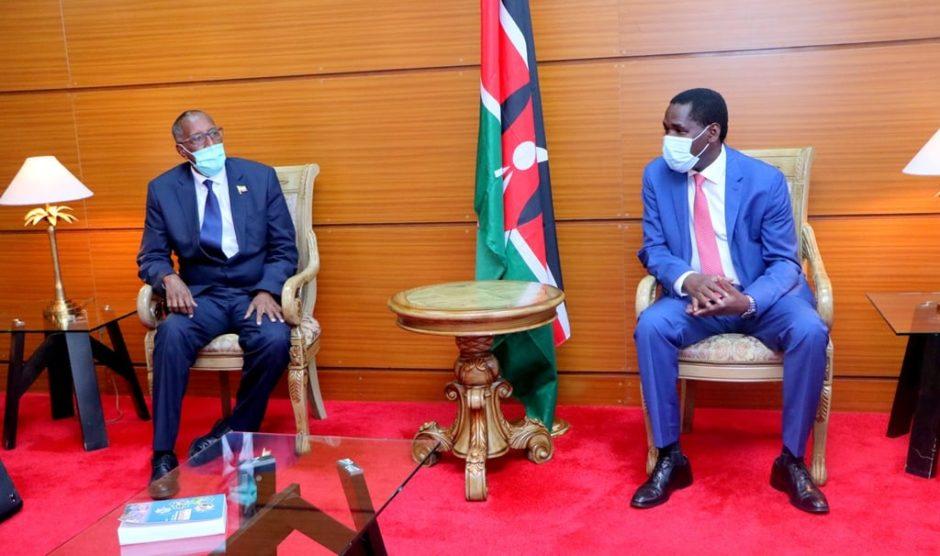 Kenya and Somalia have broken off diplomatic relationships, following allegations of Nairobi's interference in Somaliland and Jubaland.