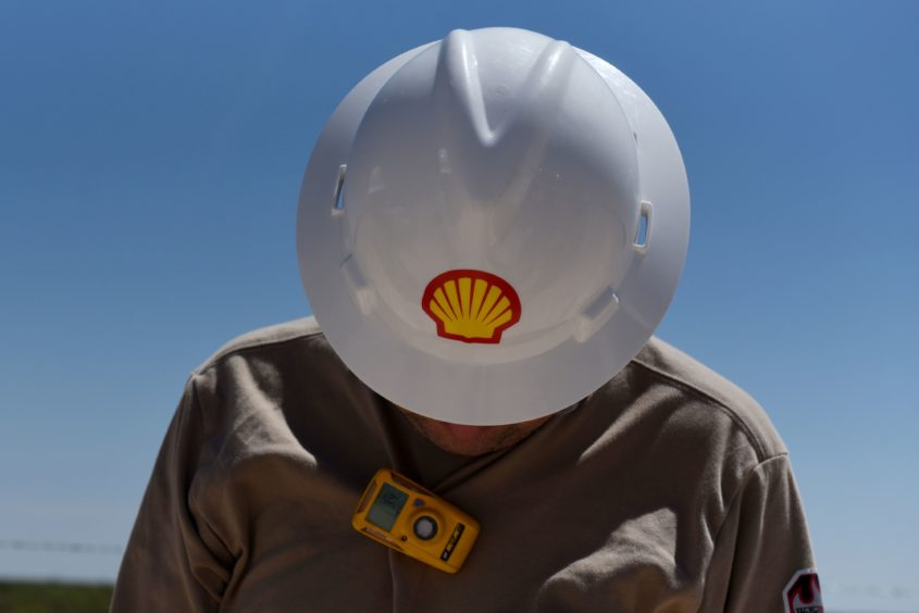 Shell Louisiana refinery