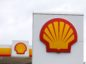 A Shell logo sits on a totem sign at a Royal Dutch Shell Plc petrol filling station in Ewell, U.K., on Wednesday, Sept. 30, 2020.  Photographer: Chris Ratcliffe/Bloomberg