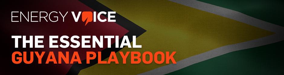 Guyana Playbook