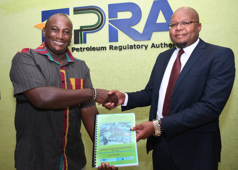 The EPRA has replaced director general Pavel Oimeke after he was accused of taking a bribe in exchange for reopening a fuel station.