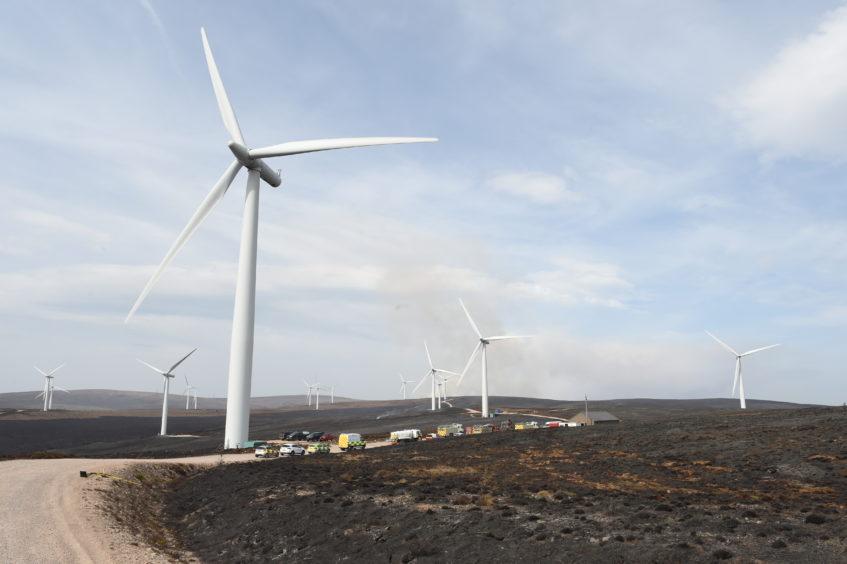 Paul's Hill wind farm
