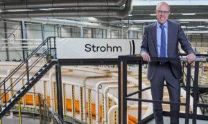 Martin van Onna, chief commercial officer, Strohm. Netherlands.