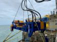Rotech Subsea project in Taiwan.