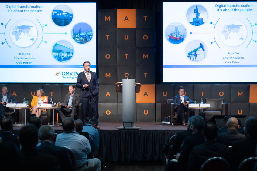 Speakers at the AUTOMA congress