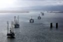oil rigs scrapping bassoe