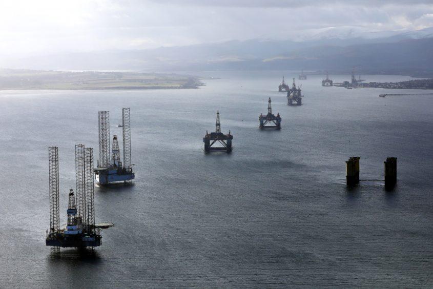 UK oil jobs covid
