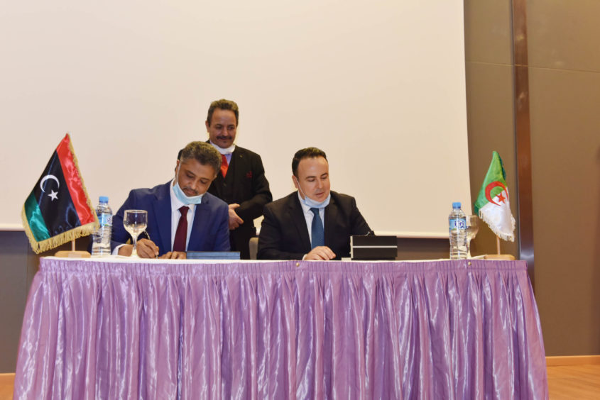 Sonelgaz has agreed to provide further support to Gecol, following growing power co-operation between Algeria and Libya.