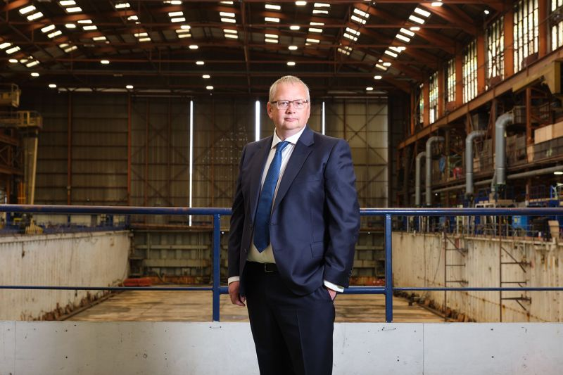 InfraStrata CEO John Wood