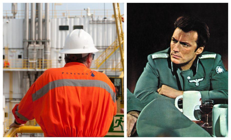 North sea wells decommissioning