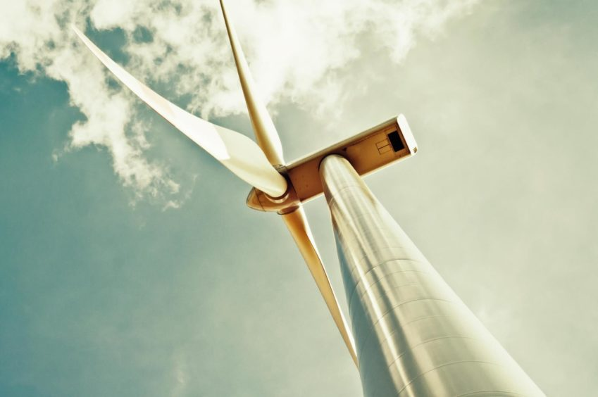 Oil and gas companies can realistically diversify into renewable energy.
