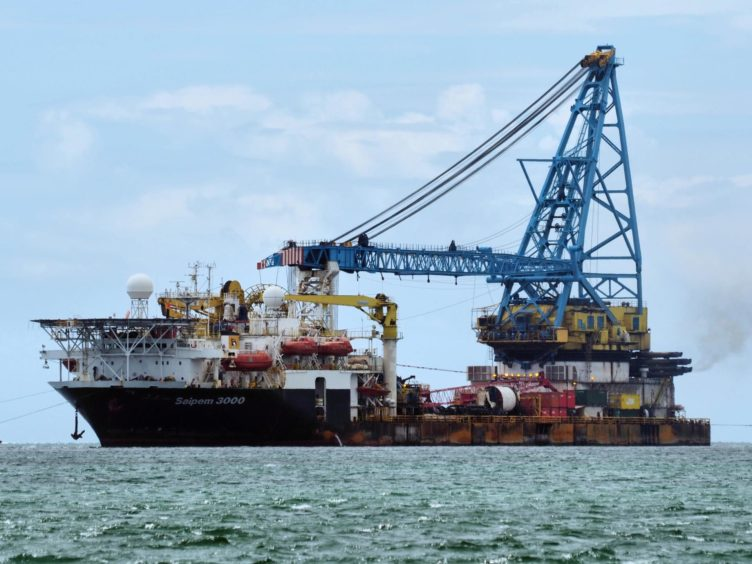 Qatargas has exercised two more options for work offshore in the North Field from Saipem, following contracts earlier this year.