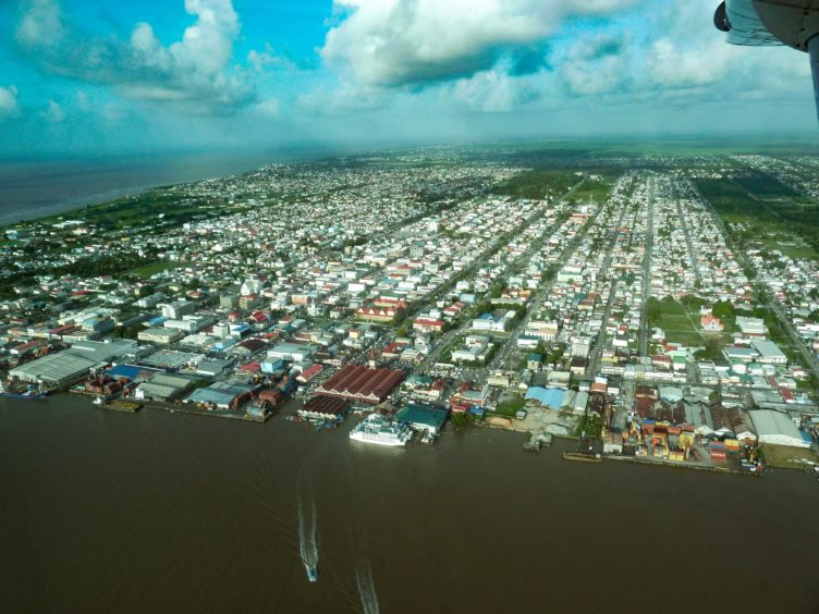 Guyana's economic growth potential
