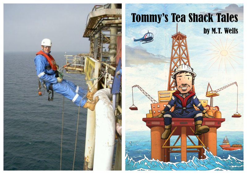 Tea shack tales book