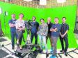 signal's Aberdeen-based digital media team