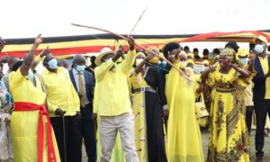 President Yoweri Museveni is likely to win today's election in Uganda, even while accused of human rights abuses by the opposition.