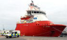 aberdeen vessel offshore death