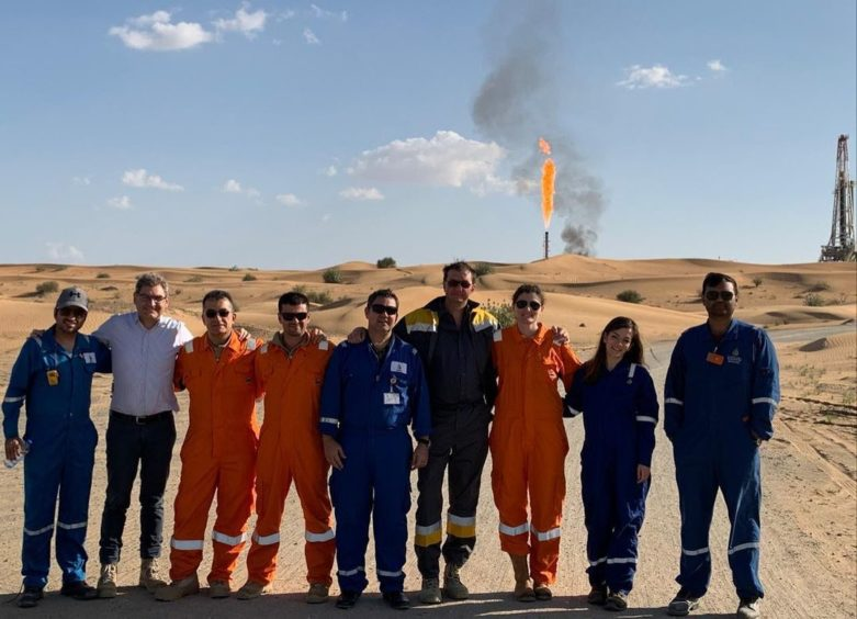 Eni and SNOC have started up the Mahani gas and condensate field in Sharjah, only a year after the field was discovered.