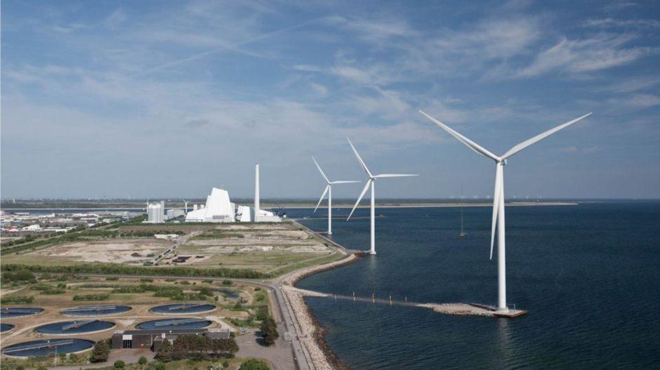 Ørsted renewable hydrogen project