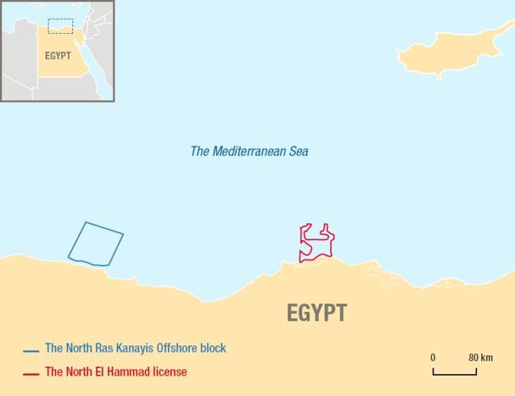 A Total-led group has signed up to explore a block in the Herodotus Basin, offshore Egypt, with initial plans for a 3D seismic shoot.