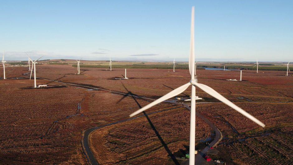 Halsary Windfarm