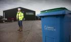 Keenan Recycling operations director Gregor Keenan.