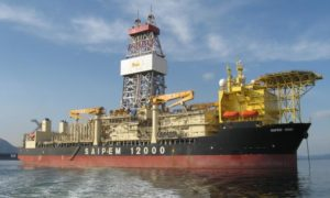 Drilling has restarted on the Coral Sul project, offshore Mozambique, following an eight-month delay caused by COVID-19.