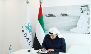 Abu Dhabi entities Mubadala, Adnoc and ADQ are launching a hydrogen alliance, with Siemens Energy signing on for Masdar plans.
