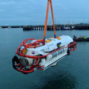 Forum manufactures technologically advanced submarine rescue vehicle