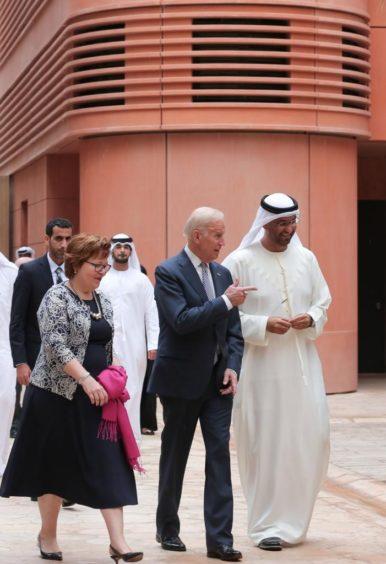 The UAE is eager to work with the new US administration, from unconventional developments to AI and renewable energies.