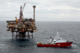 Workers removed from Forties Bravo platform due to Covid