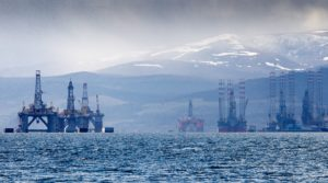 Campaigners bring legal challenge to UK Government on North Sea oil plans