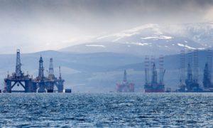UK legal North Sea