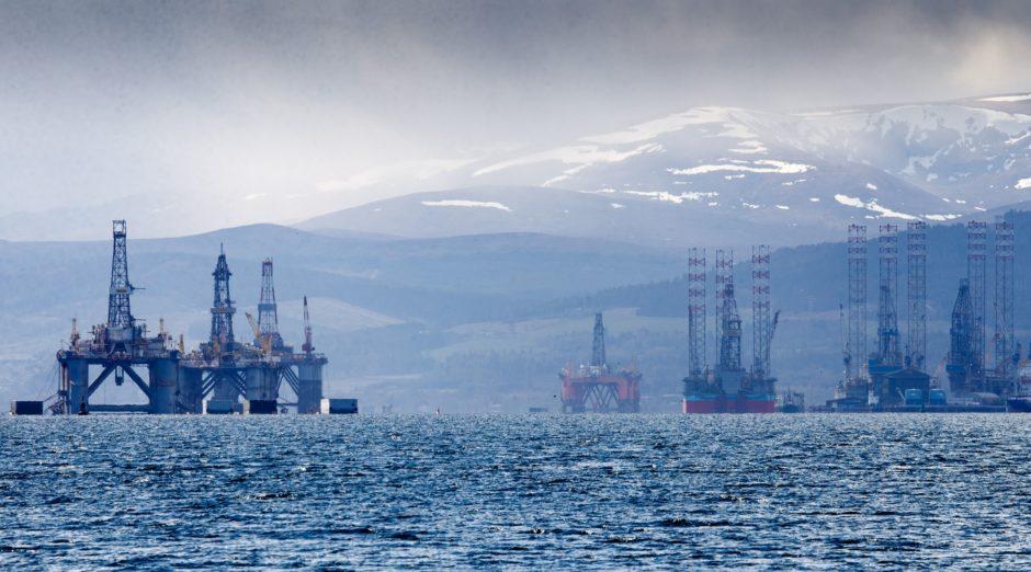 UK oil revenues
