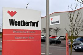 Updated: Weatherford to close Aberdeen manufacturing facilities