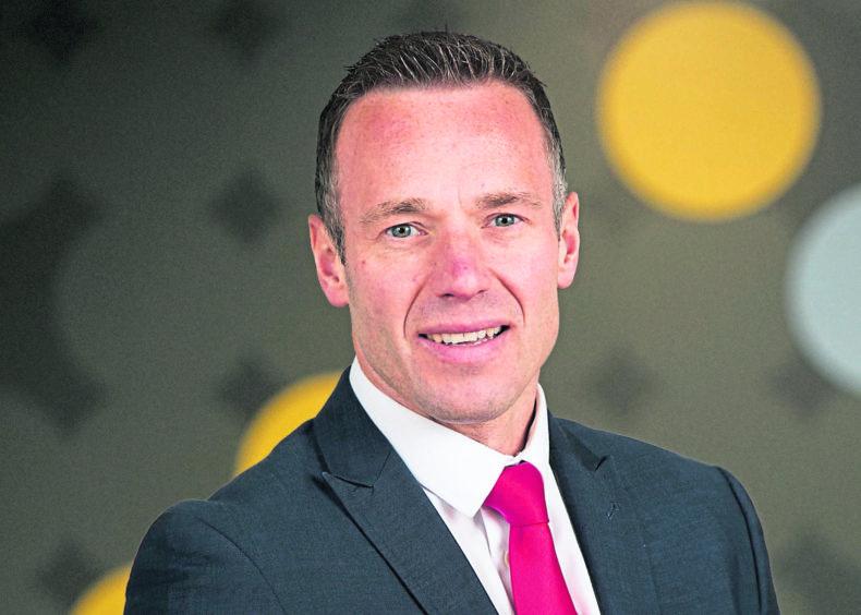 Gordon Steele, head of deals at Anderson Anderson & Brown.