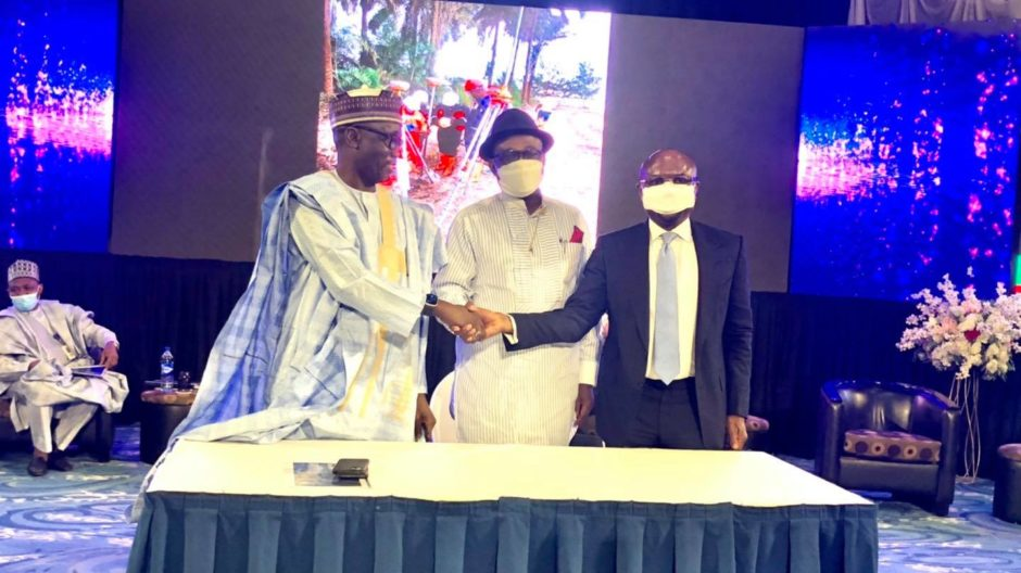 The government of Nigeria has committed to the Brass methanol plant with an FID, highlighting the local benefits and employment.